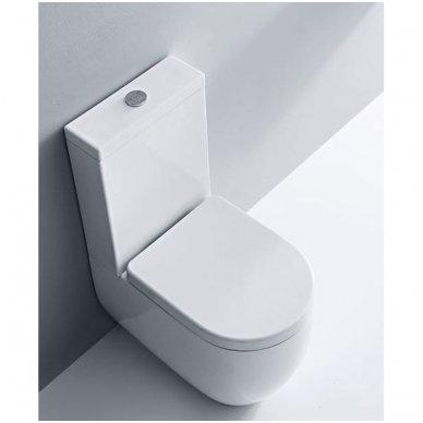 Pastatomas tualetas Kerasan Flo 3117 2