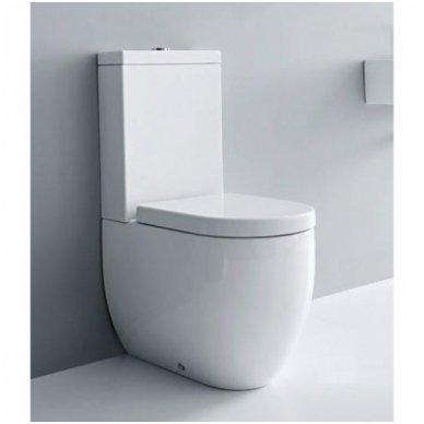 Pastatomas tualetas Kerasan Flo 3117