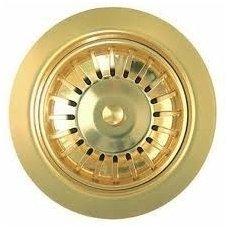 Plautuvės ventilis aukso spalva