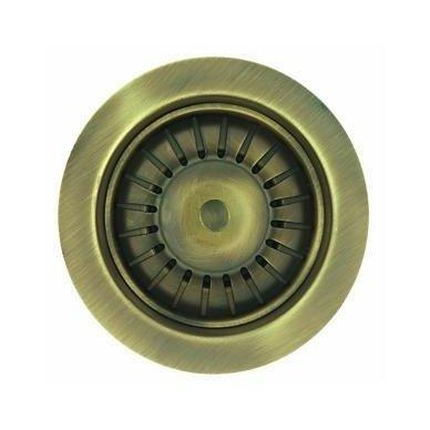 Plautuvės ventilis  bronza spalva 2