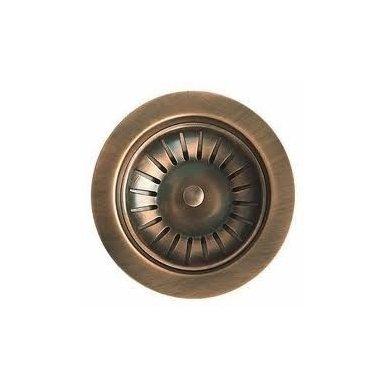 Plautuvės ventilis vario spalva