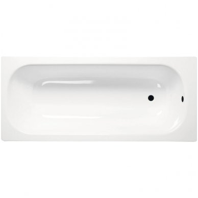 Plieninė vonia 150x70x38cm  V150x70