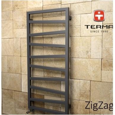 Plieninės kopetėlės Terma ZigZag 5