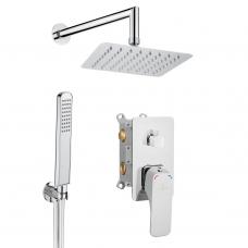 Potinkinė dušo sistema Deante Hiacynt