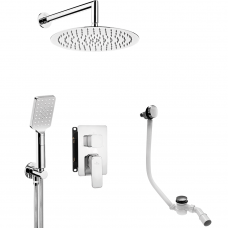 Potinkinė vonios sistema Deante Hiacynt
