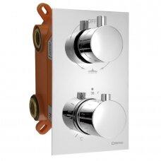 Potinkinis termostatinis dušo komplektas Sapho Kimura