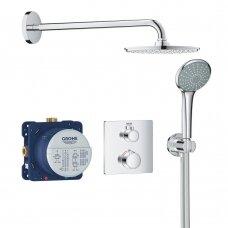 Potinkinis termostatinis komplektas Grohetherm Perfect/Rainshower Cosmopolitan 210