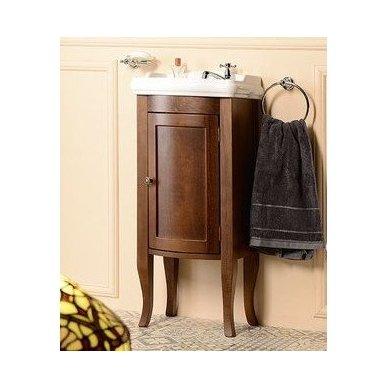 Retro vonios spintelė