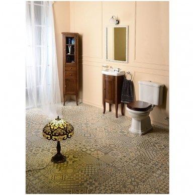 Retro vonios spintelė 3