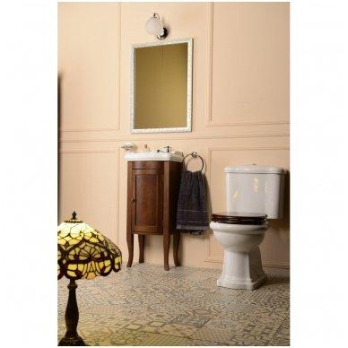 Retro vonios spintelė 6