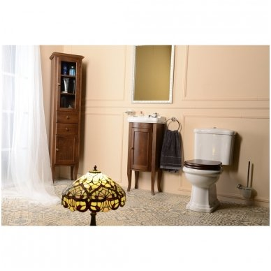 Retro vonios spintelė 4