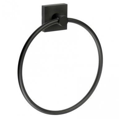 Rrankšluosčio žiedas house black