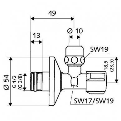 Schell ventilis 2