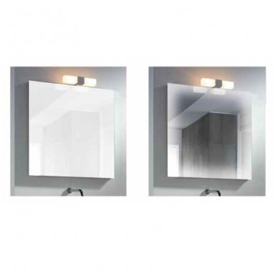 Šildomas kilimėlis po veidrodžiu 2