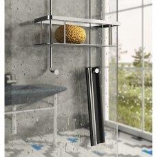 Smedbo rankinis dušo valytuvas DK2130
