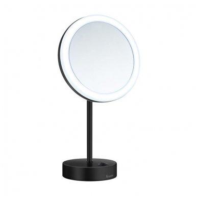 Smedbo pastatomas kosmetinis veidrodėlis su šviesa FK484EB