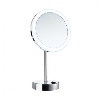 Smedbo pastatomas kosmetinis veidrodėlis su šviesa FK484E