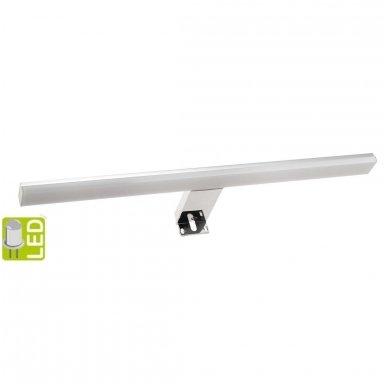 Šviestuvas FELINA LED, 10W, 458x15x112mm, chrome Tvirtinamas virš veidrodžio FE045 4