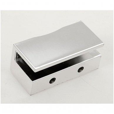 Šviestuvas FELINA LED, 8W, 308x15x112mm, chrome Tvirtinamas virš veidrodžio  FE030 2