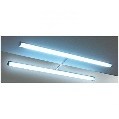 Šviestuvas IRENE  28.6x10x2.5 cm LED Tvirtinamas virš veidrodžio 25861CI 2