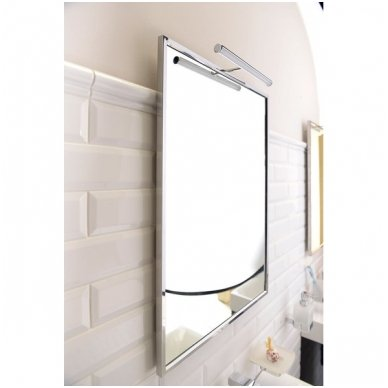 Šviestuvas IRENE  28.6x10x2.5 cm LED Tvirtinamas virš veidrodžio 25861CI 5