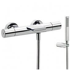Termostatinis dušo ir vonios maišytuvas Class Tress kartu su dušo komplektu 061.172.01