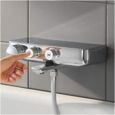 Termostatinis vonios maišytuvas Grohe Grohtherm SmartControl 34718000