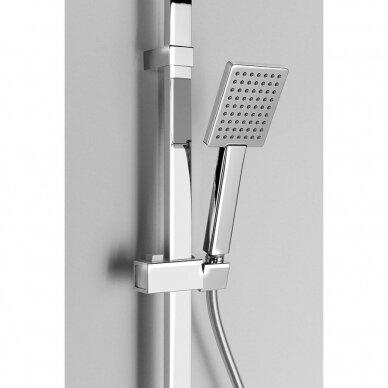 Dušo sistema Sapho DALIA su termostatiniu maišytuvu 4