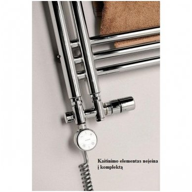 TWIN Combi centrinis pajungimo komplektas su termostatiniu ventiliu.Dešinės pusės 2