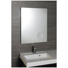 Veidrodis Cosmetico su padidinamu veidrodeliu