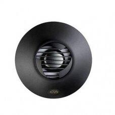Ventiliatoriaus iCon 30 dangtelis antracito spalvos
