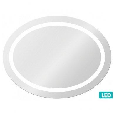 Veidrodis voniai Iluxit su LED apšvietimu 2