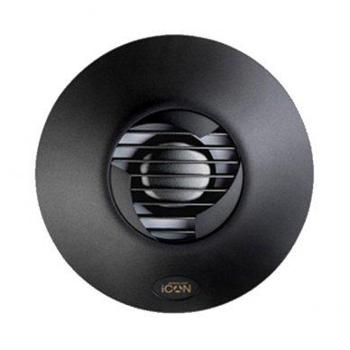 Ventiliatoriaus iCon 15 dangtelis antracitas