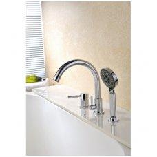 Vonios įgrežiamas maišytuvas Blue Water Denver DEN-BWW.080C