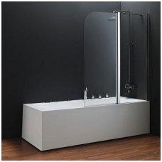 Vonios sienelė Omnires QP95B 115x140 cm