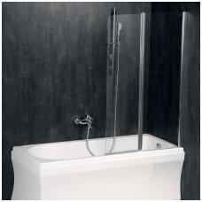 Vonios sienelė Polysan Paloma 120cm pločio