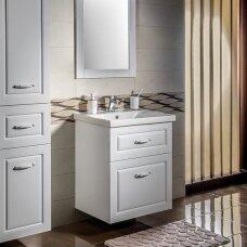 Vonios spintelė Favolo su praustuvu 65cm