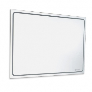 Vonios veidrodis Gemini LED 160x55cm 4