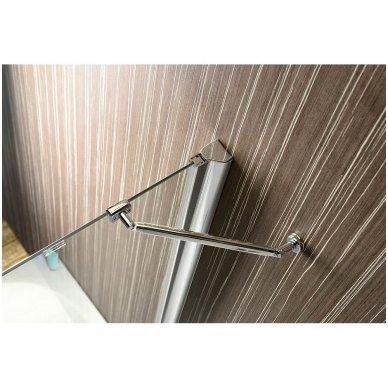 Vonios sienelė Polysan Paloma 120cm pločio 6