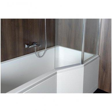 Vonios sienelė Polysan Paloma 90cm pločio 4