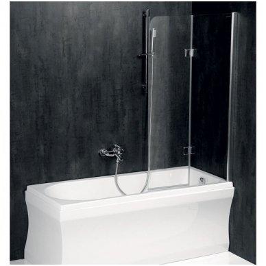 Vonios sienelė Polysan Rende 97cm 2