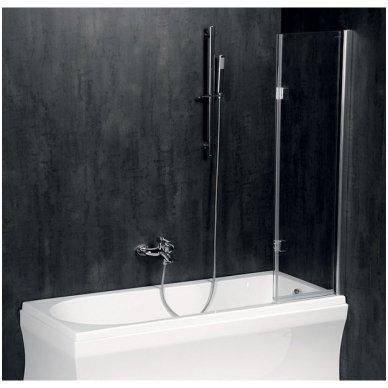 Vonios sienelė Polysan Rende 97cm 3