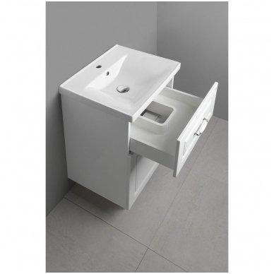 Vonios spintelė Favolo su praustuvu 55cm 4