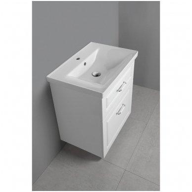 Vonios spintelė Favolo su praustuvu 65cm 3