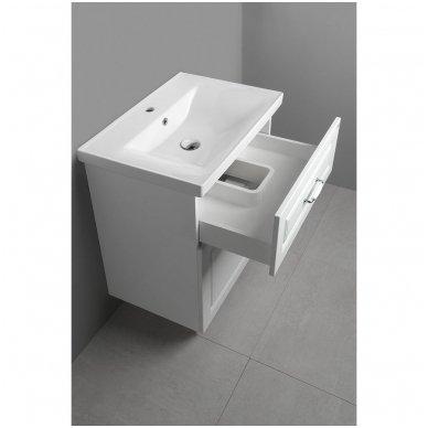 Vonios spintelė Favolo su praustuvu 65cm 7