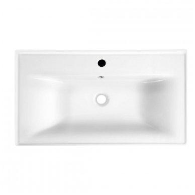 Vonios spintelė Favolo su praustuvu 80cm 16