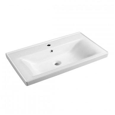Vonios spintelė Favolo su praustuvu 80cm 15