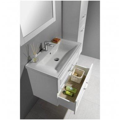 Vonios spintelė Favolo su praustuvu 80cm 7
