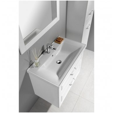 Vonios spintelė Favolo su praustuvu 80cm 8