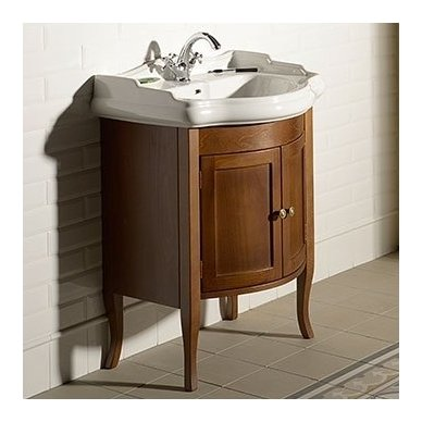 Vonios spintelė Retro 735140 su Kerasan Retro praustuvu 69cm